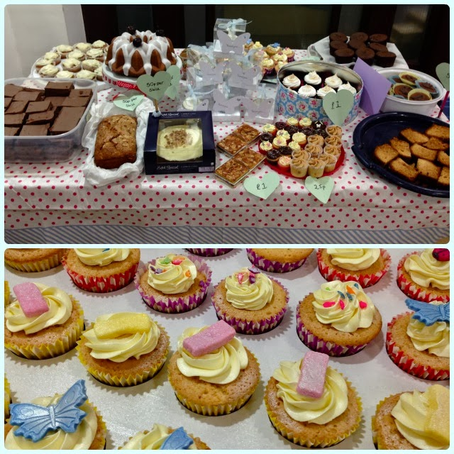 Whitworths Great Office Bake Off