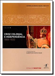 livro História Do Brasil Nação