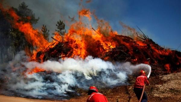 Aσύμμετρες απειλές, πυρκαγιές και όχι μόνο