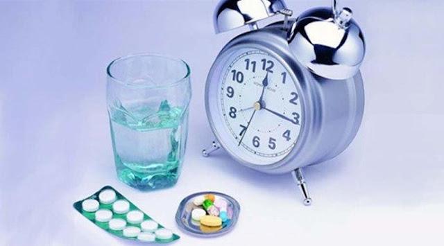 Interval Waktu Minum Obat