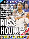 World coming to end? Nets on back page