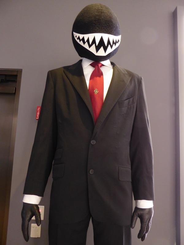 Suicide Squad Primary Thug costume