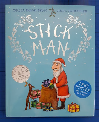 Stick Man Gift Edition Book Review Julia Donaldson