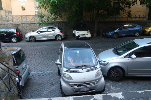 Risultati immagini per smart parcheggio roma