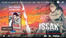 http://blog.mangaconseil.com/2018/02/video-bande-annonce-issak-un-guerrier.html