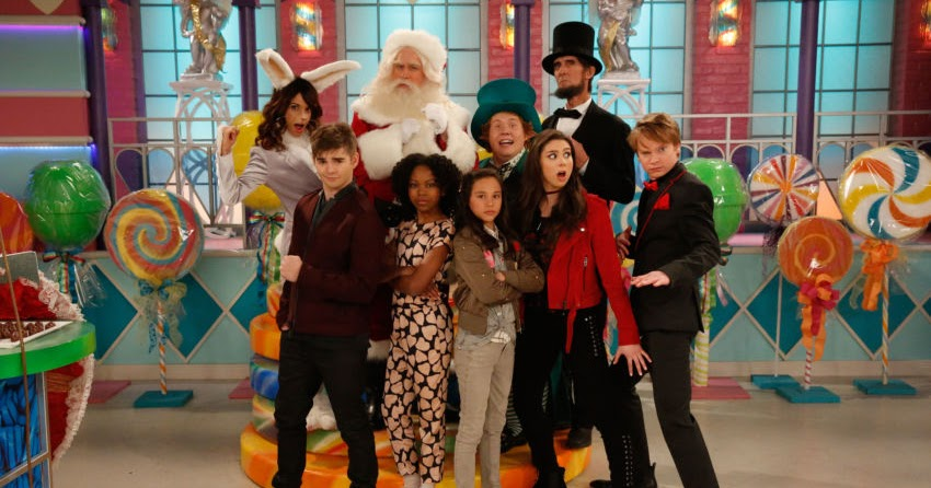 NickALive Watch Your Favorite Nick Stars Come Together