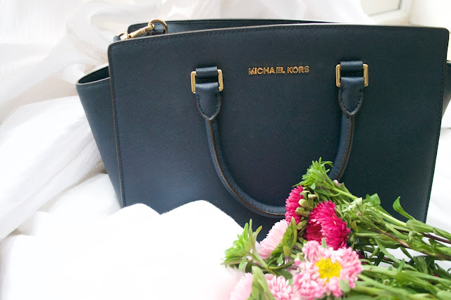 Michael Kors Selma Blue