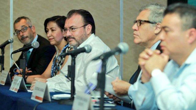 México dice que actos contra misión venezolana en OEA ocurren en un país libre