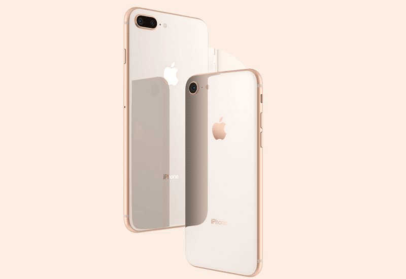 The iPhone 8 Plus will have dual cameras while the iPhone 8 has a single 12MP camera