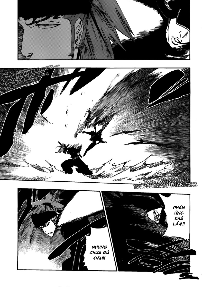 Bleach chapter 465 trang 14