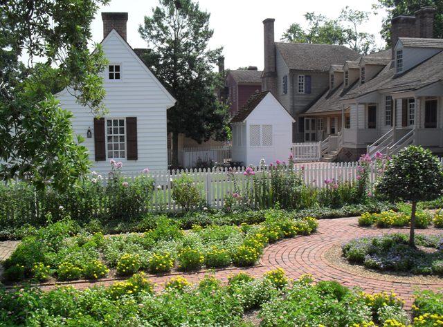 Colonial Williamsburg Walking Tour