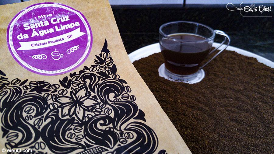 Cafeteira Portátil por Pressão Manual - Pressca
