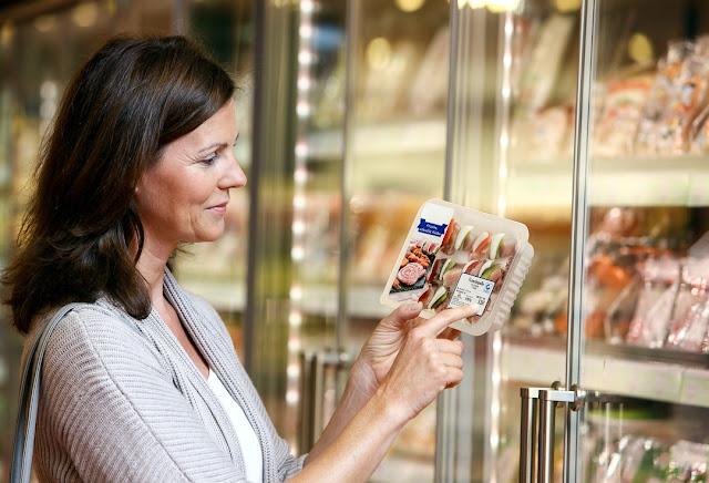 QS Siegel im Lebensmittelhandel