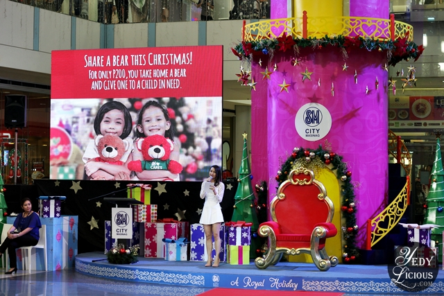 Share-A-Bear This Christmas with SM City Masinag
