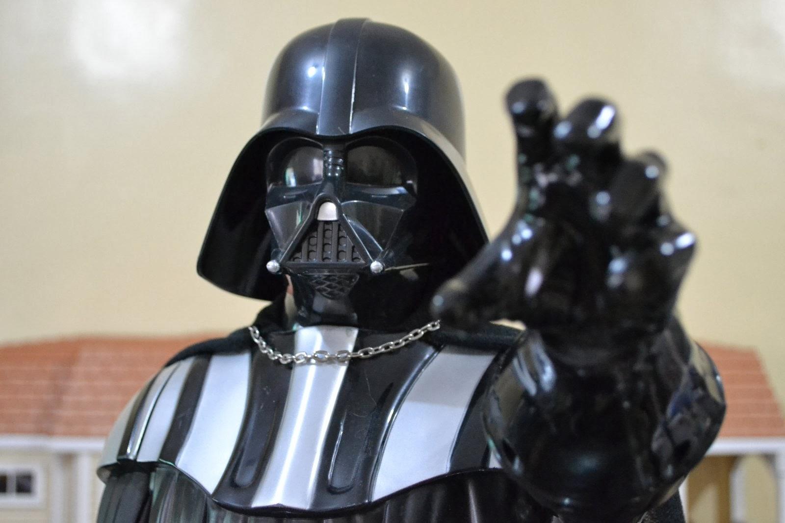 Giant Darth Vader