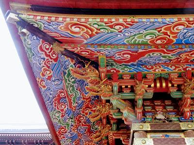 【東へ吉方位旅行】成田山新勝寺ではうなぎと霊水でパワーアップ!