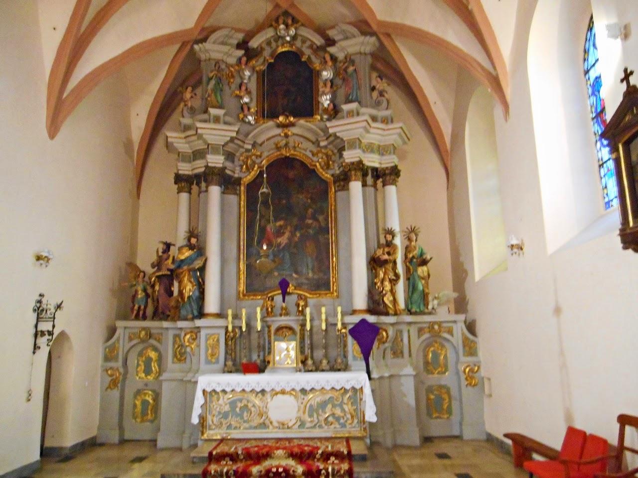 figury, święci, obrazy, sztuka sakralna