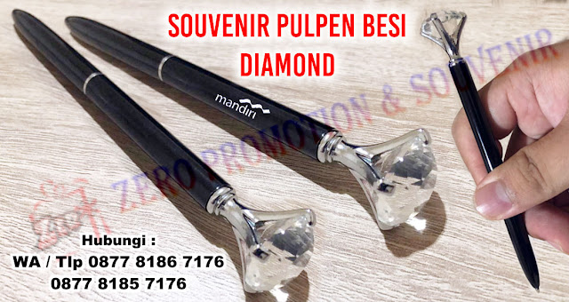 pulpen diamond, pen diamond, pulpen besi diamond, pen besi diamond
