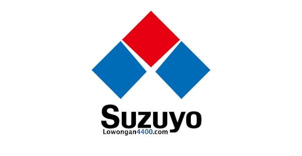 Lowongan Kerja PT. Suzuyo Indonesia Kawasan Industri Cakung
