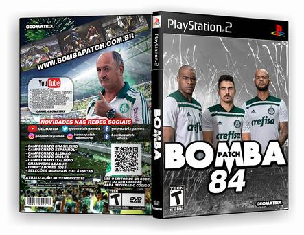 JOGO – Bomba Patch 84 2019 – PS2