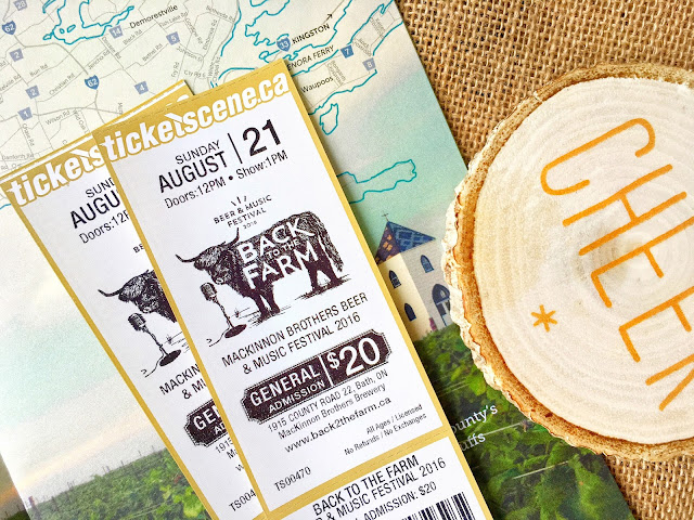 Giveaway: Back to the Farm: MacKinnon Brothers Beer + Music Festival