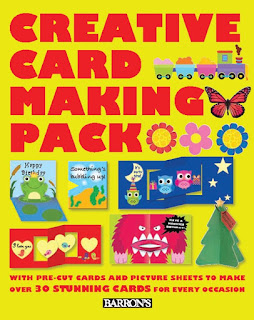 Creative Card Making Pack: With Pre-Cut Cards and Picture Sheets to Make over 30 Stunning Cards for Every Occasion