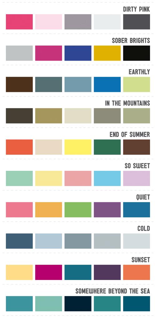 paper stories: lesje kleuren