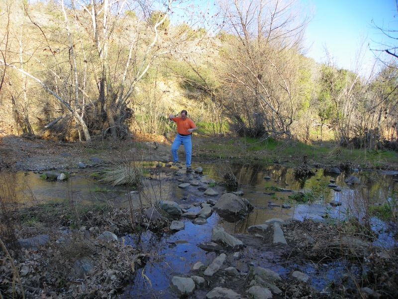 Rock Springs Wi >> mnkcusa: Benson, AZ, Seven Springs hike with Gemma and ...