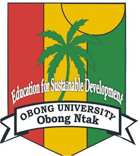Obong University Academic Calendar Schedule 2018/2019