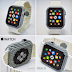 replicas apple watch made of nanoblock
