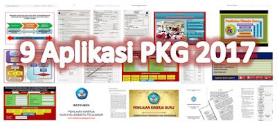 Aplikasi PKG Excel Terbaru Gratis
