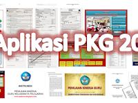 9 Macam Aplikasi PKG Terbaru Excel Gratis