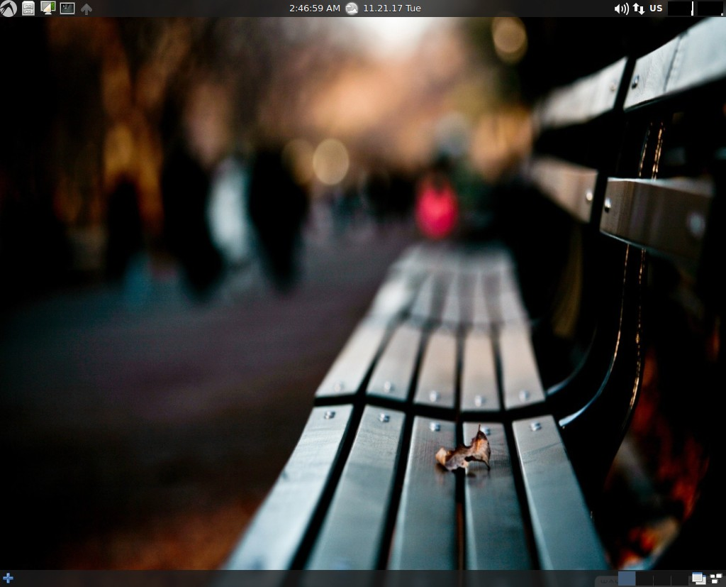I3lock background image