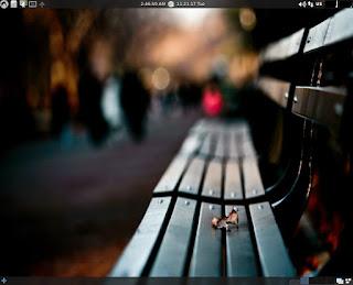 LXLE OS Desktop