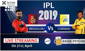RCB vs CSK highlights
