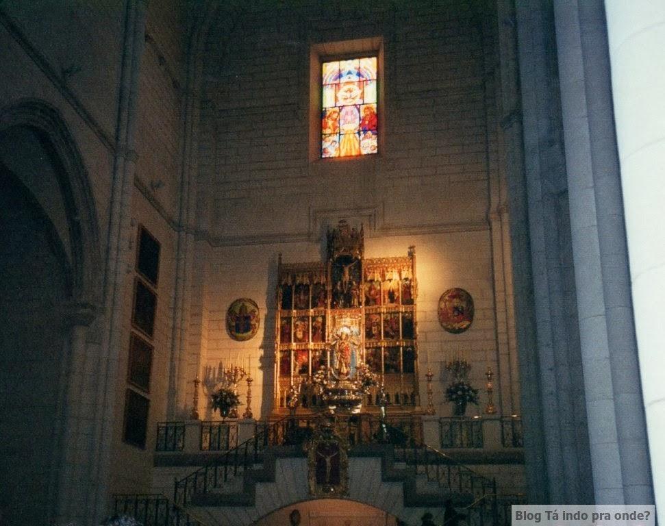Madri - atrações clássicas e muito além do básico - Catedral de la Almudena