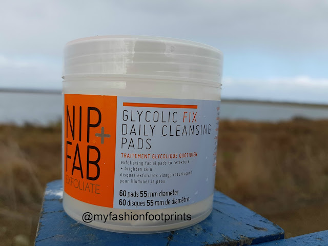 Nip+Fab Exfoliate Glycolic Fix Daily Cleansing Pads