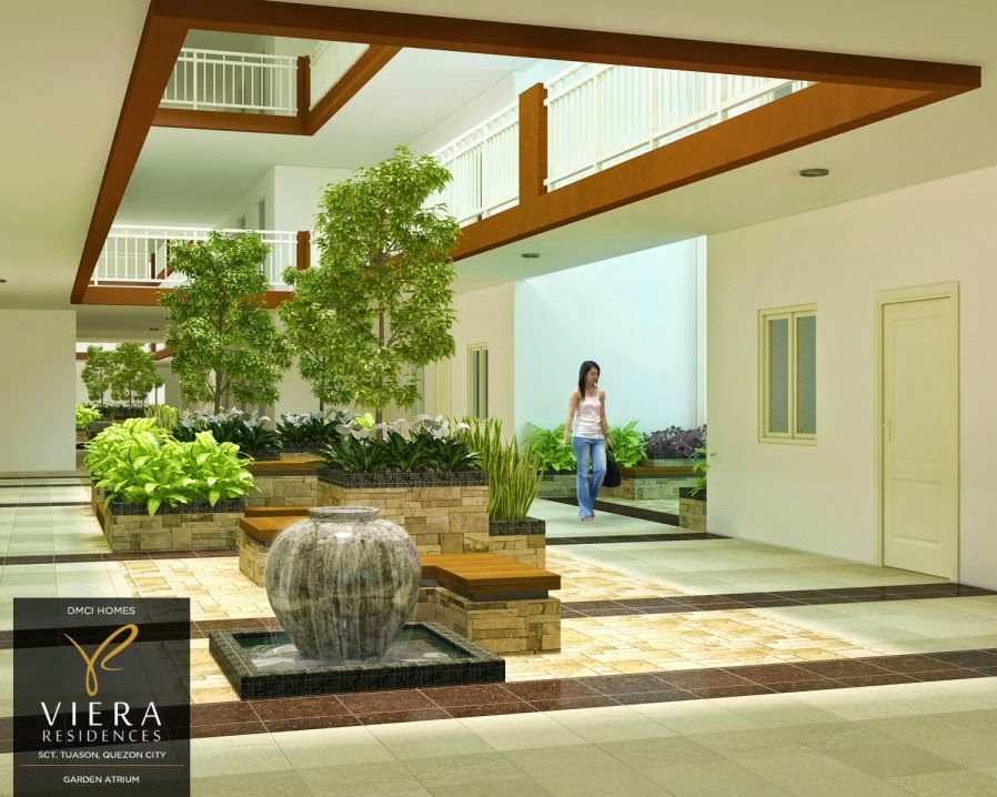 Viera Residences Garden Atrium