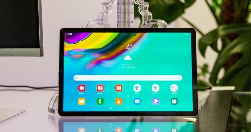 Samsung Galaxy Tab S5e tenta recuperar paixão pelos tablets Android