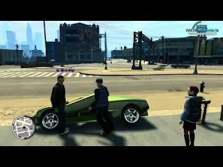 Grand Theft Auto Episodes From Liberty City (X-BOX 360) 2008