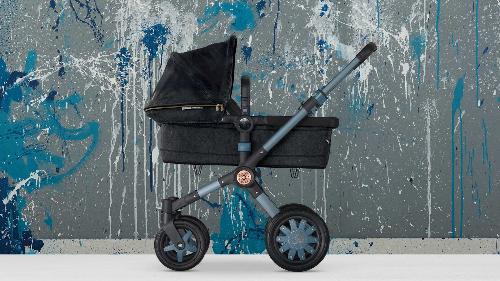 mum of five staying sane bugaboo and diesel collaboration. Black Bedroom Furniture Sets. Home Design Ideas