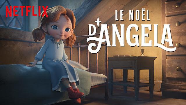 Le Noël d'Angela Netflix
