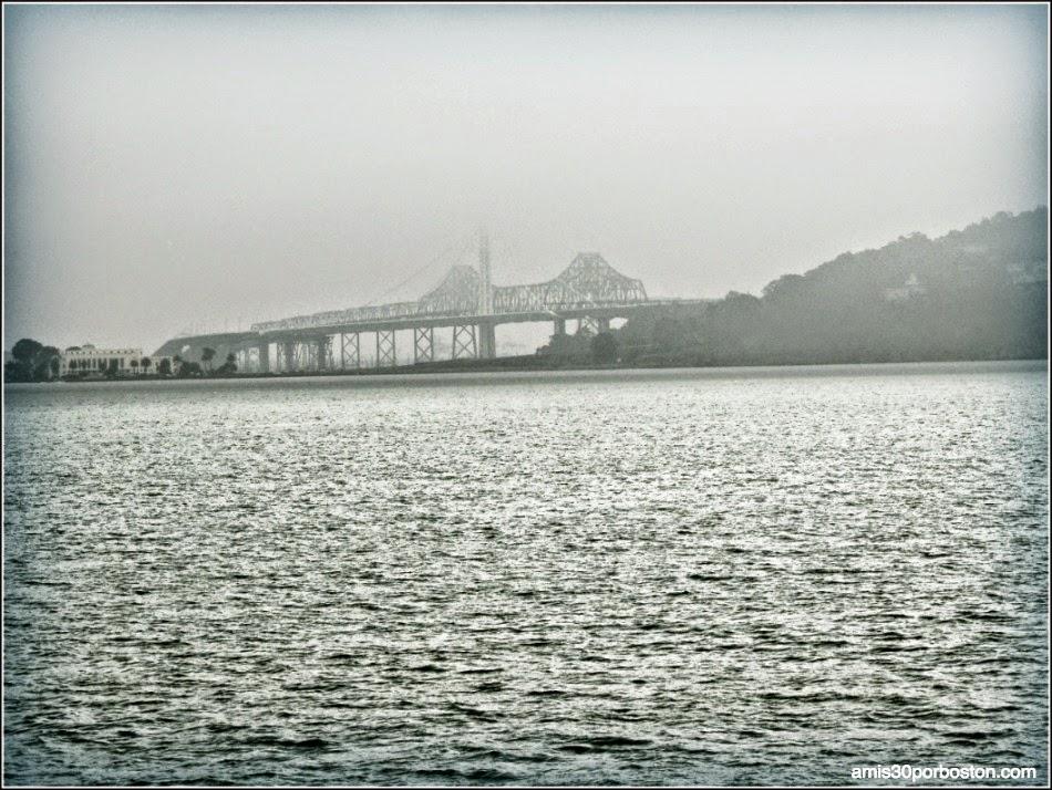 La Prisión de Alcatraz: Trayecto en Ferry