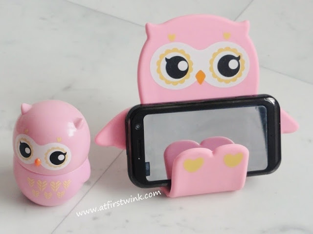 Etude House Missing U - I can fly freebie mobile phone holder