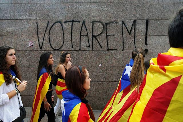 Dois dias após a realização do referendo de independência na Catalunha o rei Felipe VI da Espanha realizou, nesta terça-feira (03/10), pronunciamento sobre a situação política na região e criticou líderes catalães pelo que considerou como
