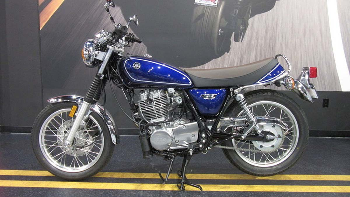 Yamaha SR400 2018 Model