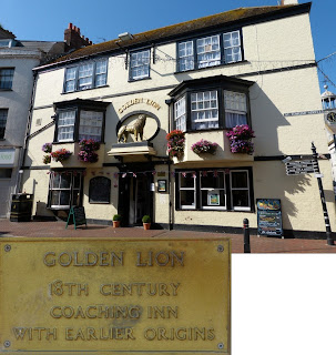 The Golden Lion    St Mary's Street, Weymouth
