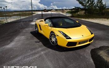 Wallpaper: HOT Lamborghini Gallardo