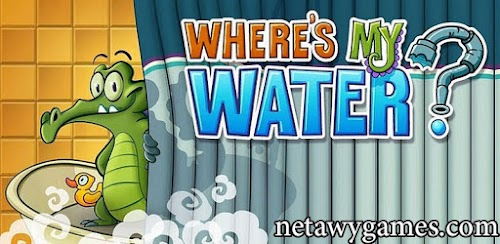 تحميل لعبة التمساح والماء 2 Download Where Is My Water للاندرويد والكمبيوتر مجانا