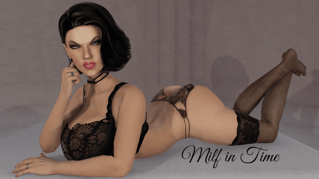 3d adult game Milf in Time